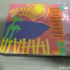 CDs de Música: TREMENDOS EXITOS LATINOS (CD) WILFRIDO VARGAS, CELIA CRUZ, LOS REYES, WILLIE COLON,,, AÑO – 1991 – D. Lote 178261956