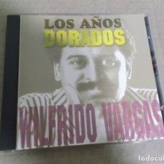 CDs de Música: WILFRIDO VARGAS (CD) LOS AÑOS DORADOS AÑO – 1993. Lote 178262505