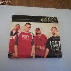 CDs de Música: DOBLE V ( VICIOS Y VIRTUDES ) . Lote 178284360