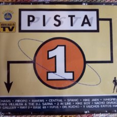 CDs de Música: PISTA 1 (TRIPLE CD). Lote 178284937