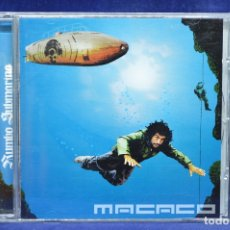 CDs de Música: MACACO - RUMBO SUBMARINO - CD . Lote 178296177