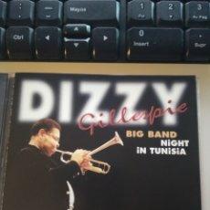 CDs de Música: DIZZY GILLESPIE BIG BAND – NIGHT IN TUNISIA. Lote 178299842