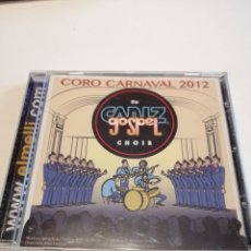 CDs de Música: G-25ANIM CD MUSICA CARNAVAL DE CADIZ CORO 2012 THE CADIZ GOSPEL CHOIR . Lote 178306853