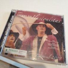 CDs de Música: G-25ANIM CD MUSICA CARNAVAL DE CADIZ CORO CORO LLEGAN LOS ILUSIONISTAS. Lote 178306918