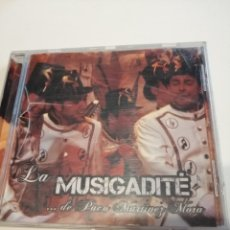 CDs de Música: G-25ANIM CD MUSICA CARNAVAL DE CADIZ CORO LA MUSIGADITE. Lote 178307043