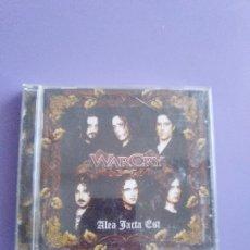 CDs de Música: GENIAL CD . WARCRY - ALEA JACTA EST. SELLO AVISPA JAUS RECORDS JR003. AÑO 2004. SPANISH HEAVY. Lote 178307487