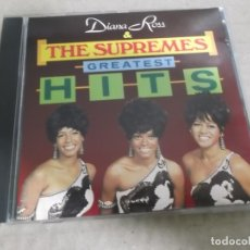 CDs de Música: DIANA ROSS & THE SUPREMES (CD) GREATEST HITS AÑO – 1988. Lote 178315485