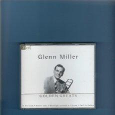 CDs de Música: 3 CD'S - GLENN MILLER - GOLDEN GREATS. Lote 178325246