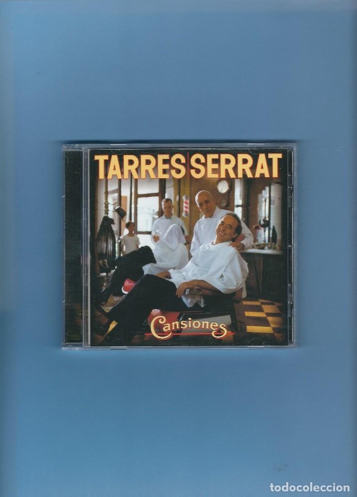 CD - SERRAT - TARRES CANSIONES (Música - CD's Melódica )