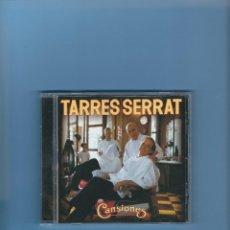 CDs de Música: CD - SERRAT - TARRES CANSIONES. Lote 178335346