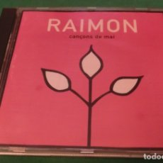 CDs de Música: CD RAIMON - CANÇONS DE MAI 1997/ACTUAL RECORDS ***PERFECTO ESTADO***. Lote 178335856