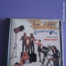 CDs de Música: GENIAL CD. ZZ TOP - GREATEST HITS - WB 1991 GERMANY 7599 - 268468. Lote 178336412