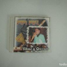 CDs de Música: DANIEL PERES SIKUS Y QUENA. Lote 178338618