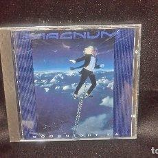 CDs de Música: MAGNUM - GOODNIGHT L.A BUEN ESTADO DIFICIL. Lote 178344995