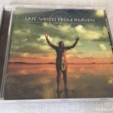 CDs de Música: CD LAST VOCES FORMAN HEAVEN SIVA PACIFICA. Lote 178345566