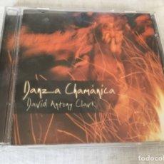 CDs de Música: CD DANZA CHAMANICA DAVID ANTONY CLARK. Lote 178346961