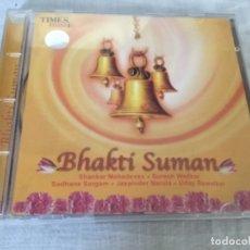 CDs de Música: CD BHAKTI SUMAN . Lote 178347347