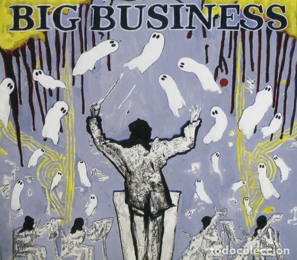 BIG BUSINESS - HEAD FOR THE SHALLOW - DIGIPAK (Música - CD's Rock)