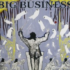 CDs de Música: BIG BUSINESS - HEAD FOR THE SHALLOW - DIGIPAK. Lote 178349586