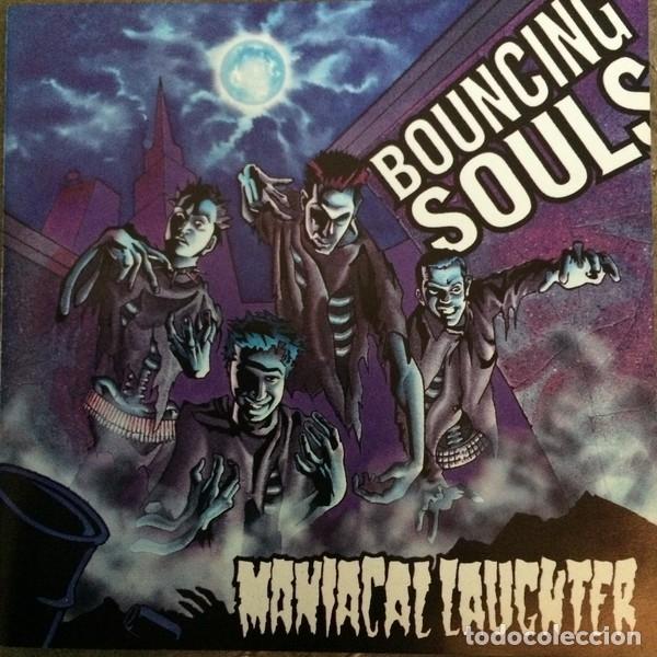 BOUNCING SOULS - MANIACAL LAUGHTER (Música - CD's Rock)