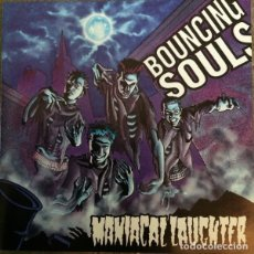 CDs de Música: BOUNCING SOULS - MANIACAL LAUGHTER. Lote 178350376