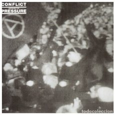 CDs de Música: CONFLICT - INCREASE THE PRESSURE - DIGITALLY REMASTERED. Lote 178351310