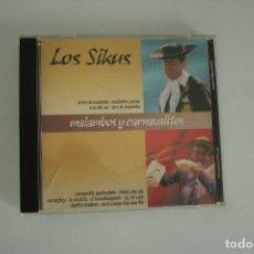 CDs de Música: LOS SIKUS MALAMBOS Y CARNAVALITOS. Lote 178352257