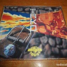 CDs de Música: TAKO TODOS CONTRA TODOS CD SINGLE DEL AÑO 1993 HEAVY METAL PORTADA DE PLASTICO CONTIENE 1 TEMA. Lote 178361608