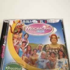 CDs de Música: G-25ANIM CD MUSICA CARNAVAL DE CADIZ CHIRIGOTA LAS MUCHACHAS DEL CONGELAO. Lote 178377798