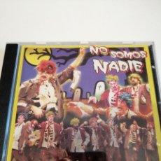 CDs de Música: G-25ANIM CD MUSICA CARNAVAL DE CADIZ CHIRIGOTA NO SOMOS NADIE . Lote 178378045