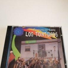 CDs de Música: G-25ANIM CD MUSICA CARNAVAL DE CADIZ CHIRIGOTA LOS TONTUNOS . Lote 178378308