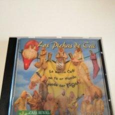 CDs de Música: G-25ANIM CD MUSICA CARNAVAL DE CADIZ CHIRIGOTA LOS PICHAS DE CAI . Lote 178378362