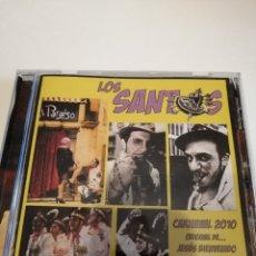 CDs de Música: G-25ANIM CD MUSICA CARNAVAL DE CADIZ COMPARSA LOS SANTOS. Lote 190776278