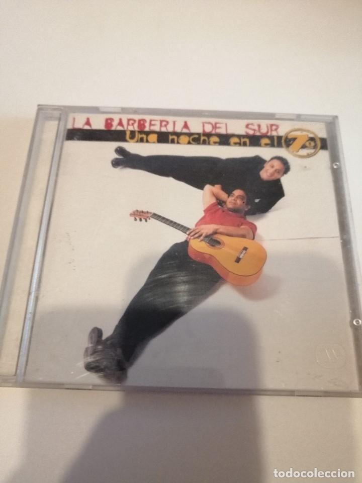 G-25ANIM CD MUSICA LA BARBERIA DEL SUR UNA NOCHE EN EL 7º (Música - CD's Otros Estilos)