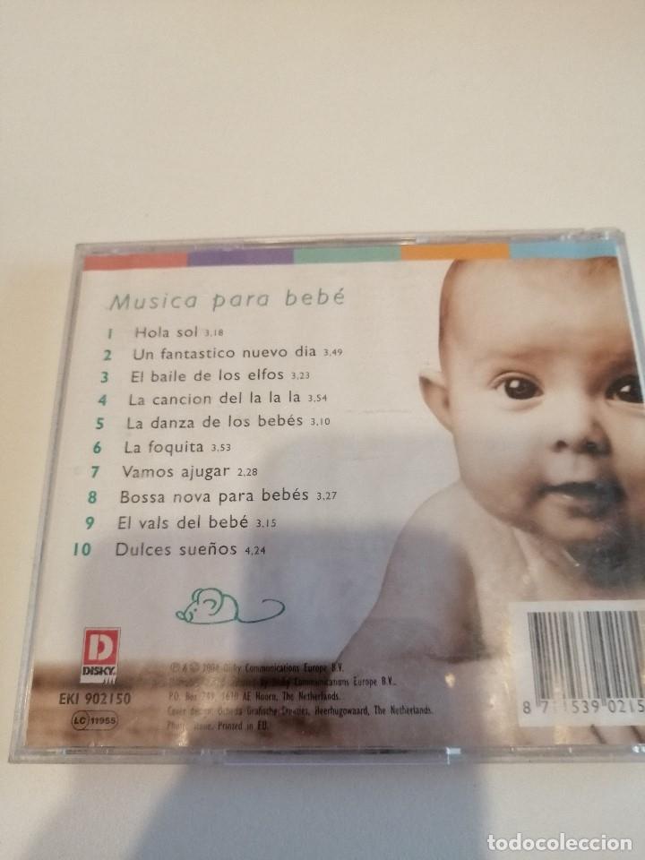 CDs de Música: G-25ANIM CD MUSICA PARA BEBE - Foto 2 - 178378733
