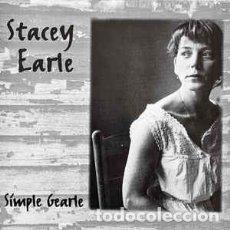 CDs de Música: STACEY EARLE – SIMPLE GEARLE( GEARLE RECORDS – NONE CD, ALBUM 1998) COMO NUEVO!. Lote 178394365