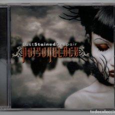 CDs de Música: POISONBLACK CD LUST STAINED DESPAIR GOTHIC ROCK HEAVY METAL. Lote 178557417