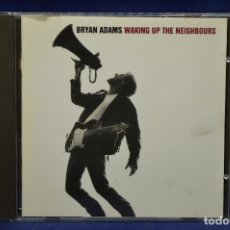 CDs de Música: BRYAN ADAMS - WAKING UP THE NEIGHBOURS - CD. Lote 178559897