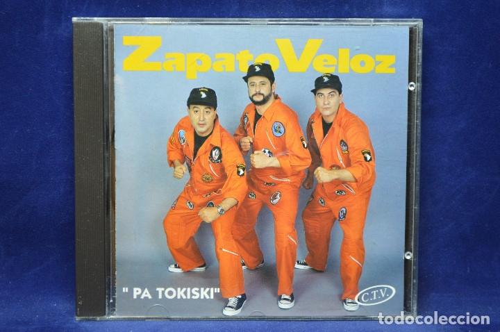 ZAPATO VELOZ - PA TOKISKI - CD (Música - CD's Pop)