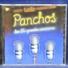 CDs de Música: LOS PANCHOS - TODO PANCHOS ( LAS 24 GRANDES CANCIONES) - CD. Lote 178562080