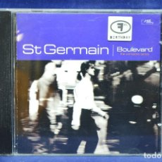 CDs de Música: ST GERMAIN - BOULEVARD (THE COMPLETE SERIES) - CD. Lote 178562273