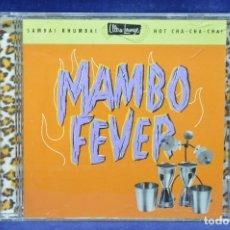 CDs de Música: VARIOUS - MAMBO FEVER - CD. Lote 178562708
