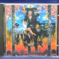 CDs de Música: STEVE VAI - PASSION AND WARFARE - CD. Lote 178563537