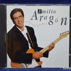 CDs de Música: EMILIO ARAGÓN - TE HUELEN LOS PIES - CD. Lote 178564858