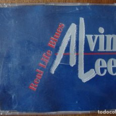 CDs de Música: ALVIN LEE - REAL LIFE BLUES. Lote 178565806