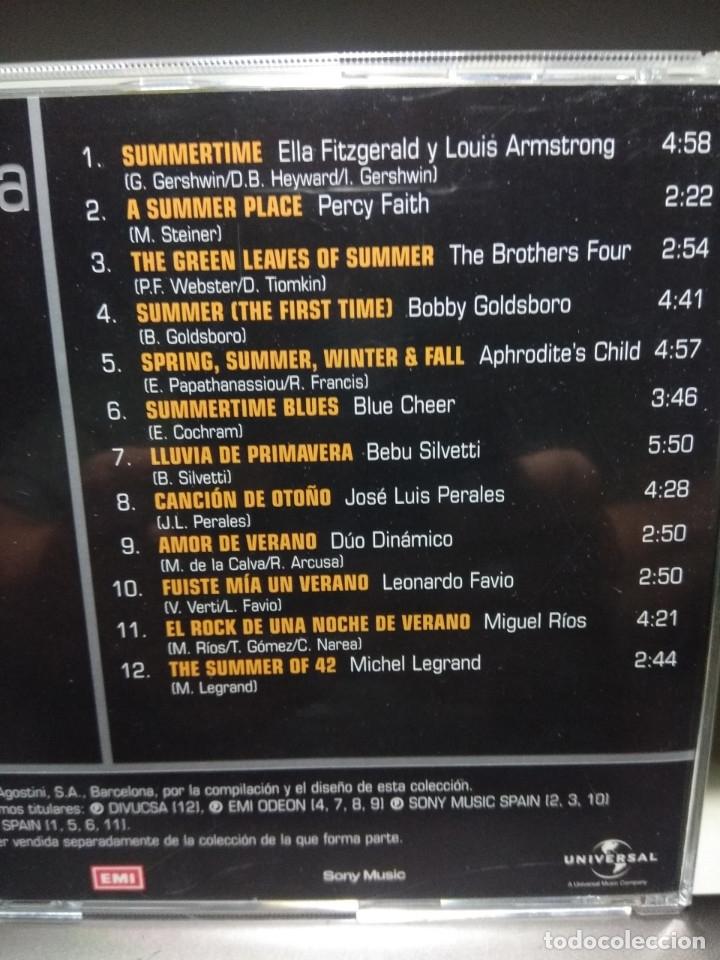 CDs de Música: CD YESTERDAY : TEMPORADA MUSICAL ( DUO DINAMICO PERCY FAITH BLUE CHER MIGUEL RIOS LEONARDO FAVIO ETC - Foto 2 - 178567132
