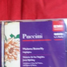 CDs de Música: PUCCINI, MADAME BUTTERFLY.. Lote 178568436