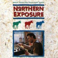 CDs de Música: NORTHERN EXPOSURE (BSO DE DOCTOR EN ALASKA) - CD ALBUM - 12 TRACKS - UNIVERSAL CITY / MCA 1992. Lote 178572511