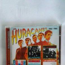 CDs de Música: LOS HURACANES CD REMASTERIZADO CON SU DISCOGRAFÍA. Lote 178596238