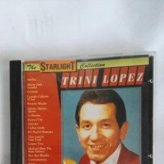 CDs de Música: TRINI LÓPEZ THE STARLIGHT COLLECTION 20 GOLDEN HITS. Lote 178601603